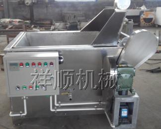 XS電加熱新型花生油炸鍋
