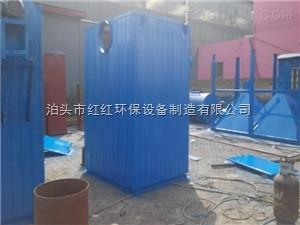 齐全锅炉布袋除尘器小区集体供暖的厂家定制加工