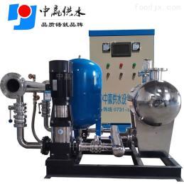 zyw江西小区全自动二次供水设备