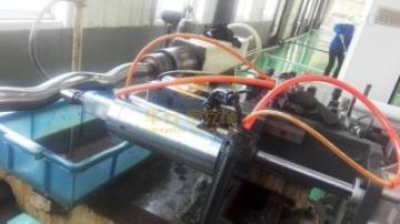 HK30螺杆泵转子轴加工 华云豪克能镜面加工 机械加工设备