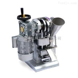 WYP-1.5涡轮式单冲压片机.粉末压片机.全自动中药压片机