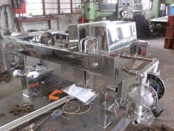 XMY30/630型不锈钢板框压滤机