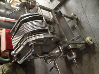 不銹鋼多層板框過濾器