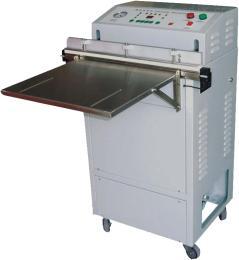 DZ600供应600外抽式真空包装机棉被蔬菜水果真空包装机
