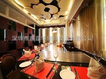 GT-02深圳厨具厂家,深圳铁板烧设备,深圳鑫嘉华铁板烧设备公司