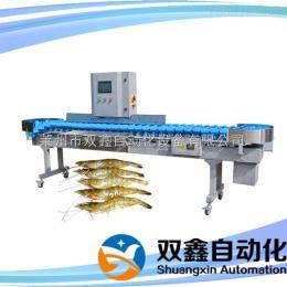 FNJ-700-5g莱州双鑫鱼虾分级机自动分拣称重设备参数