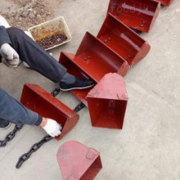 斗式提升机煤粉料仓挖斗上料机多用途 石块斗式提机斗