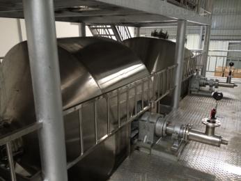XZG-3-A酱油设备-3立方旋转蒸锅