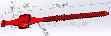 ATE200表带式无线传感器