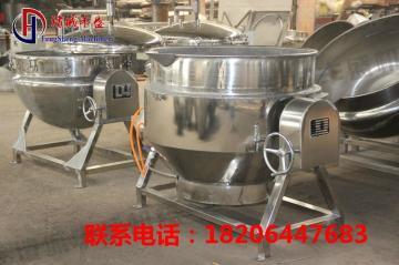 FS夹层锅,诸城丰盛夹层锅,不锈钢保?#24405;?#23618;锅