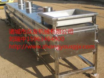 zy-1000型单层烘干机果蔬烘干机 沥水清洗风干烘干流水线 众友食品机械旺铺供应