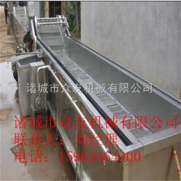 加工定制蔬菜清洗机 果蔬清洗机 清洗机设备流水线