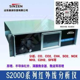 :S2000紅外線一氧化碳CO氣體分析儀