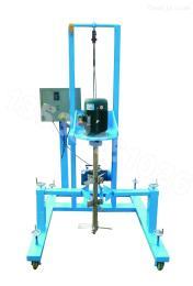 0.4kw广州0.4kw实验室用小分散机 搅拌机 手摇小分散机