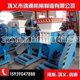 HY-1568河南新型双杠撕碎机、大型双杠破碎机在市场上备受瞩目