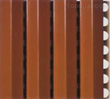 15MM宁都县影剧院电影院防潮槽木密度板穿孔木质吸音板