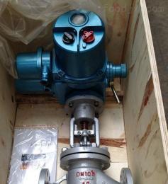 J941HJ941H電動碳鋼截止閥丨PN40電動截止閥