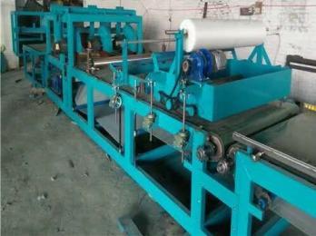砂浆岩棉板设备厂家-轩扬岩棉板复合设备价格