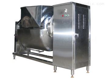 WR-12釀造專用臥式炒醬鍋燃氣式