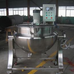 HP-52可傾式夾層鍋釀造設備