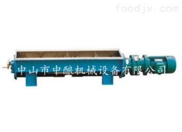 酱油酿造专用定量出料绞龙
