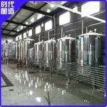 DF-1000釀造山楂醋生產線設備
