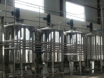 DF-1000釀造石榴果醋生產線