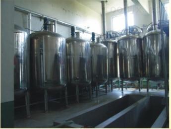 DF-1000釀造杏果醋生產線