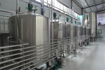 DF-1000酿造葡萄果醋生产线