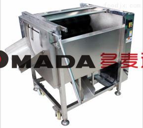 DMD-800毛刷去皮清洗機