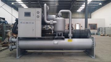 铝氧化冷水机,化工盐水冷冻机