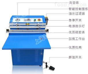 ZH-ZKJ充氮气真空包装机