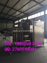 500kg500型肉制品肠类加工设备 香肠熏蒸炉设备厂家