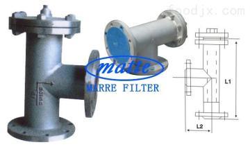 DN-50供应 DN-50  不锈钢  Y型过滤器