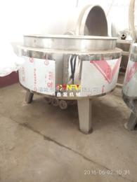 xf-500多种规格蒸汽夹层锅 电加热可倾搅拌蒸煮锅