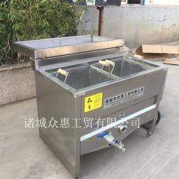 600型專業制造不銹鋼魚豆腐油炸鍋