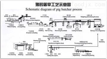 FHL-猪屠宰流水线设备青岛富禾隆 生猪屠宰流水线设备