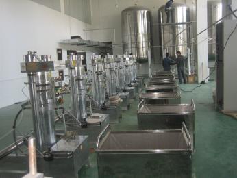 压榨茶籽油用企鹅液压榨油机