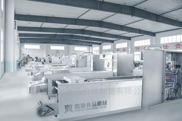 DY320/420DY320/420全自動拉伸膜貼體真空包裝機
