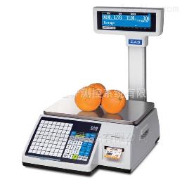 CT-100G凯士超市专用电子秤,溯源称重秤,条码秤