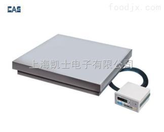 CAS河南5吨平台秤供应商,郑州5T电子平台秤报价