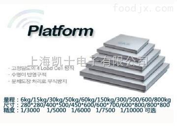 CAS江苏1吨电子平台秤价格