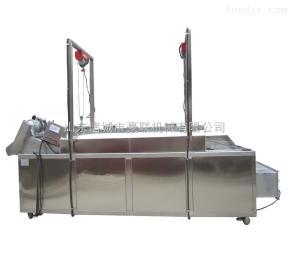 HLZ-5000连续式油炸生产线