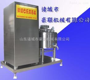 HLBS-1500鲜奶巴氏杀菌机