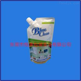 ym680051吸嘴袋厂家 厨具清洁剂吸嘴袋定制 PET印刷 铝箔袋