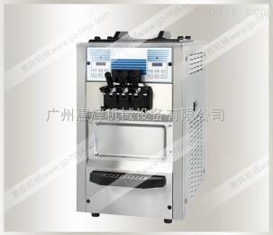 HH-225A/240AHH-225A/240A双色三头台式风冷不锈?#37073;?#33192;化泵)软冰淇淋机