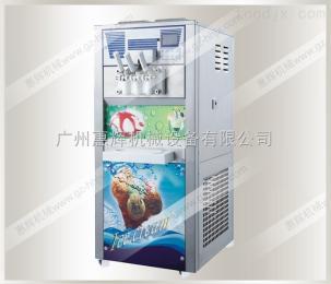 HH-230型HH-230型立式双色三头风冷不锈钢软冰淇淋机