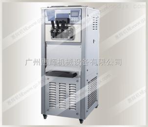 HH-245A型HH-245A型立式双色三头风冷不锈钢(膨化泵)软冰淇淋机