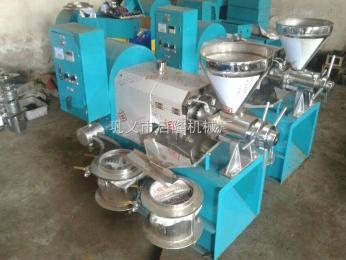 60型移动式小型榨油机应用广泛