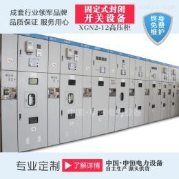 XGN2-12电气柜厂家供应XGN2-12固定式高压环网柜